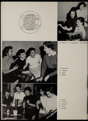 Page 56, 1956 Edition, Fenn College - Fanfare Yearbook (Cleveland, OH) online yearbook collection