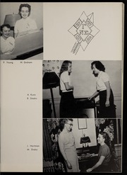 Page 59, 1956 Edition, Fenn College - Fanfare Yearbook (Cleveland, OH) online yearbook collection