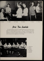 Page 61, 1956 Edition, Fenn College - Fanfare Yearbook (Cleveland, OH) online yearbook collection