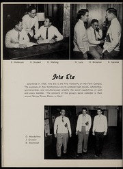 Page 62, 1956 Edition, Fenn College - Fanfare Yearbook (Cleveland, OH) online yearbook collection