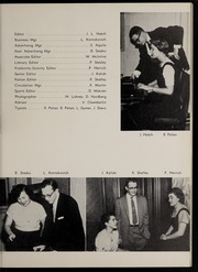 Page 81, 1956 Edition, Fenn College - Fanfare Yearbook (Cleveland, OH) online yearbook collection