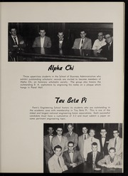 Page 85, 1956 Edition, Fenn College - Fanfare Yearbook (Cleveland, OH) online yearbook collection