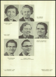 Page 10, 1957 Edition, Jackson High School - Jacksonette Yearbook (Hoytville, OH) online yearbook collection
