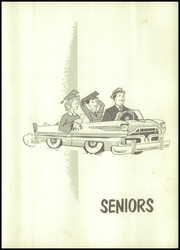 Page 11, 1957 Edition, Jackson High School - Jacksonette Yearbook (Hoytville, OH) online yearbook collection