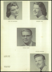 Page 14, 1957 Edition, Jackson High School - Jacksonette Yearbook (Hoytville, OH) online yearbook collection