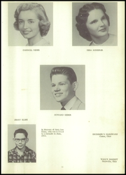 Page 15, 1957 Edition, Jackson High School - Jacksonette Yearbook (Hoytville, OH) online yearbook collection