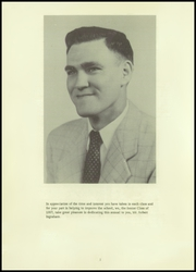 Page 6, 1957 Edition, Jackson High School - Jacksonette Yearbook (Hoytville, OH) online yearbook collection