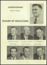 Page 8, 1957 Edition, Jackson High School - Jacksonette Yearbook (Hoytville, OH) online yearbook collection