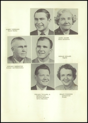 Page 9, 1957 Edition, Jackson High School - Jacksonette Yearbook (Hoytville, OH) online yearbook collection