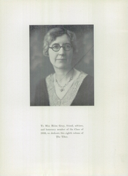 Page 7, 1933 Edition, Lake Erie College - Tiber Yearbook (Painesville, OH) online yearbook collection