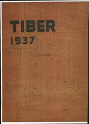 1937 Edition, Lake Erie College - Tiber Yearbook (Painesville, OH)