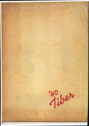 1940 Edition, Lake Erie College - Tiber Yearbook (Painesville, OH)
