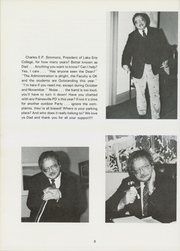 Page 12, 1983 Edition, Lake Erie College - Tiber Yearbook (Painesville, OH) online yearbook collection