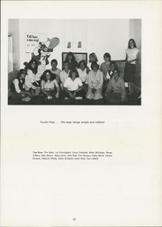 Page 17, 1983 Edition, Lake Erie College - Tiber Yearbook (Painesville, OH) online yearbook collection