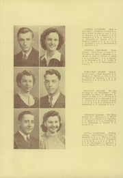 Page 14, 1944 Edition, Pandora Gilboa High School - Mirror Yearbook (Pandora, OH) online yearbook collection