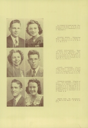 Page 15, 1944 Edition, Pandora Gilboa High School - Mirror Yearbook (Pandora, OH) online yearbook collection
