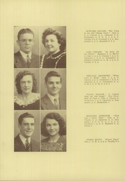 Page 16, 1944 Edition, Pandora Gilboa High School - Mirror Yearbook (Pandora, OH) online yearbook collection