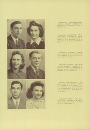 Page 17, 1944 Edition, Pandora Gilboa High School - Mirror Yearbook (Pandora, OH) online yearbook collection