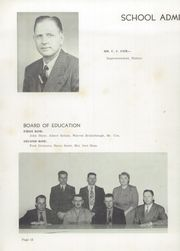 Page 16, 1949 Edition, Pandora Gilboa High School - Mirror Yearbook (Pandora, OH) online yearbook collection