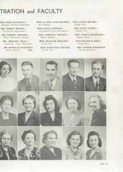 Page 17, 1949 Edition, Pandora Gilboa High School - Mirror Yearbook (Pandora, OH) online yearbook collection