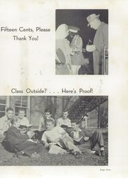 Page 9, 1949 Edition, Pandora Gilboa High School - Mirror Yearbook (Pandora, OH) online yearbook collection