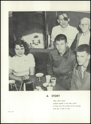 Page 10, 1952 Edition, Pandora Gilboa High School - Mirror Yearbook (Pandora, OH) online yearbook collection