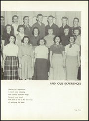 Page 13, 1952 Edition, Pandora Gilboa High School - Mirror Yearbook (Pandora, OH) online yearbook collection