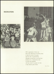 Page 15, 1952 Edition, Pandora Gilboa High School - Mirror Yearbook (Pandora, OH) online yearbook collection