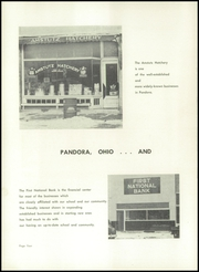 Page 8, 1952 Edition, Pandora Gilboa High School - Mirror Yearbook (Pandora, OH) online yearbook collection
