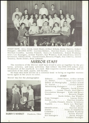 Page 13, 1955 Edition, Pandora Gilboa High School - Mirror Yearbook (Pandora, OH) online yearbook collection