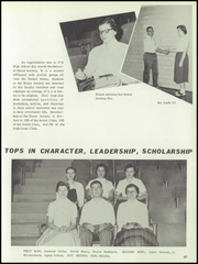 Page 73, 1959 Edition, Pandora Gilboa High School - Mirror Yearbook (Pandora, OH) online yearbook collection