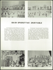 Page 88, 1959 Edition, Pandora Gilboa High School - Mirror Yearbook (Pandora, OH) online yearbook collection