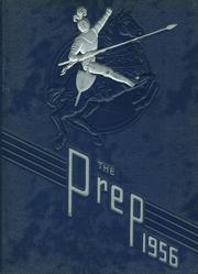1956 Edition, Gilmour Academy - Prep Yearbook (Gates Mills, OH)