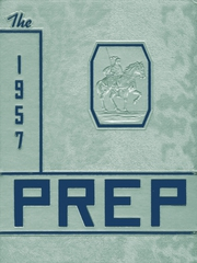 1957 Edition, Gilmour Academy - Prep Yearbook (Gates Mills, OH)