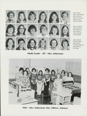 Page 10, 1977 Edition, Blume Junior High School - Yearbook (Wapakoneta, OH) online yearbook collection