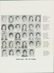 Page 13, 1977 Edition, Blume Junior High School - Yearbook (Wapakoneta, OH) online yearbook collection