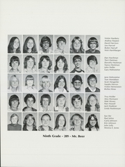 Page 14, 1977 Edition, Blume Junior High School - Yearbook (Wapakoneta, OH) online yearbook collection