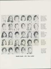 Page 15, 1977 Edition, Blume Junior High School - Yearbook (Wapakoneta, OH) online yearbook collection