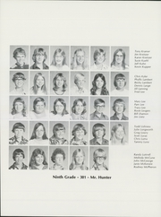 Page 16, 1977 Edition, Blume Junior High School - Yearbook (Wapakoneta, OH) online yearbook collection