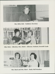 Page 5, 1977 Edition, Blume Junior High School - Yearbook (Wapakoneta, OH) online yearbook collection