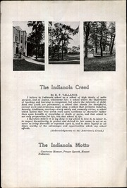 Page 4, 1935 Edition, Indianola Junior High School - Echo Yearbook (Columbus, OH) online yearbook collection
