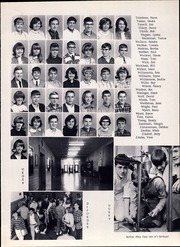 Page 11, 1966 Edition, Van Buren Junior High School - Vanguard Yearbook (Kettering, OH) online yearbook collection