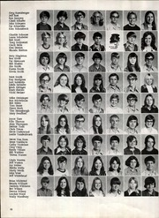 Page 12, 1973 Edition, Van Buren Junior High School - Vanguard Yearbook (Kettering, OH) online yearbook collection