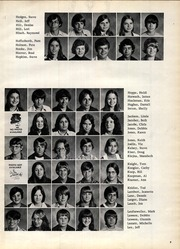 Page 13, 1975 Edition, Van Buren Junior High School - Vanguard Yearbook (Kettering, OH) online yearbook collection