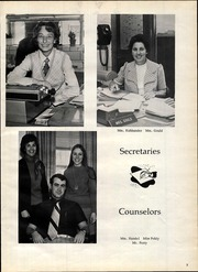 Page 7, 1975 Edition, Van Buren Junior High School - Vanguard Yearbook (Kettering, OH) online yearbook collection