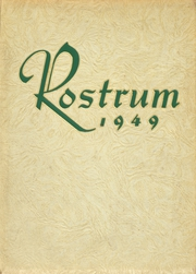 Page 1, 1949 Edition, Summit Country Day School - Rostrum Yearbook (Cincinnati, OH) online yearbook collection