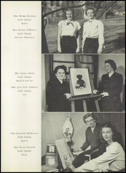 Page 13, 1949 Edition, Summit Country Day School - Rostrum Yearbook (Cincinnati, OH) online yearbook collection