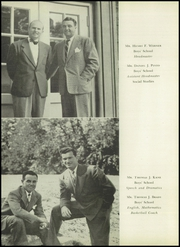 Page 14, 1949 Edition, Summit Country Day School - Rostrum Yearbook (Cincinnati, OH) online yearbook collection