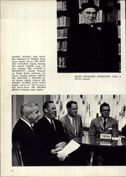 Page 12, 1964 Edition, Summit Country Day School - Rostrum Yearbook (Cincinnati, OH) online yearbook collection
