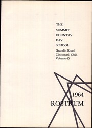 Page 5, 1964 Edition, Summit Country Day School - Rostrum Yearbook (Cincinnati, OH) online yearbook collection